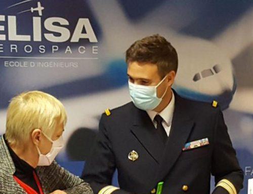La Marine Nationale et ELISA Aerospace : partenariat